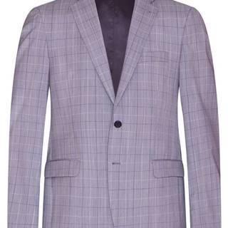 Pánske sako  fialová