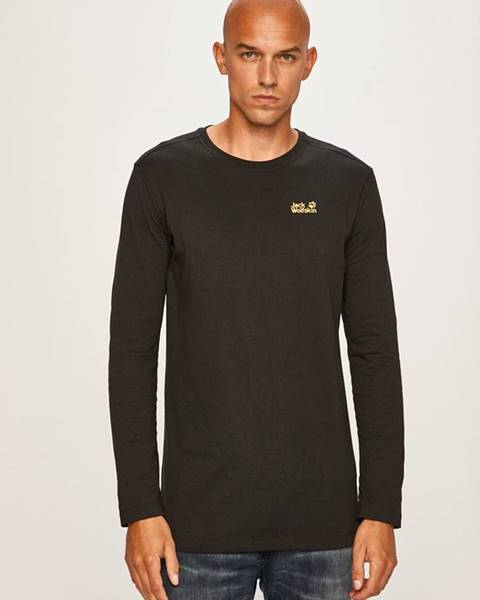 Jack Wolfskin - Pánske tričko s dlhým rúkavom