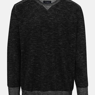 Tmavošedý sveter Tom Tailor