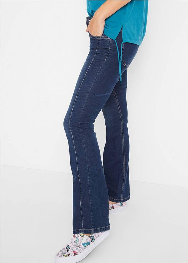 Jemné strečové džínsy, rozš...