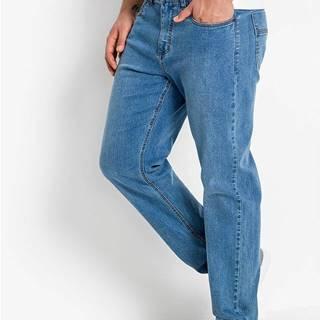 Jemné strečové džínsy Classic Fit Tapered