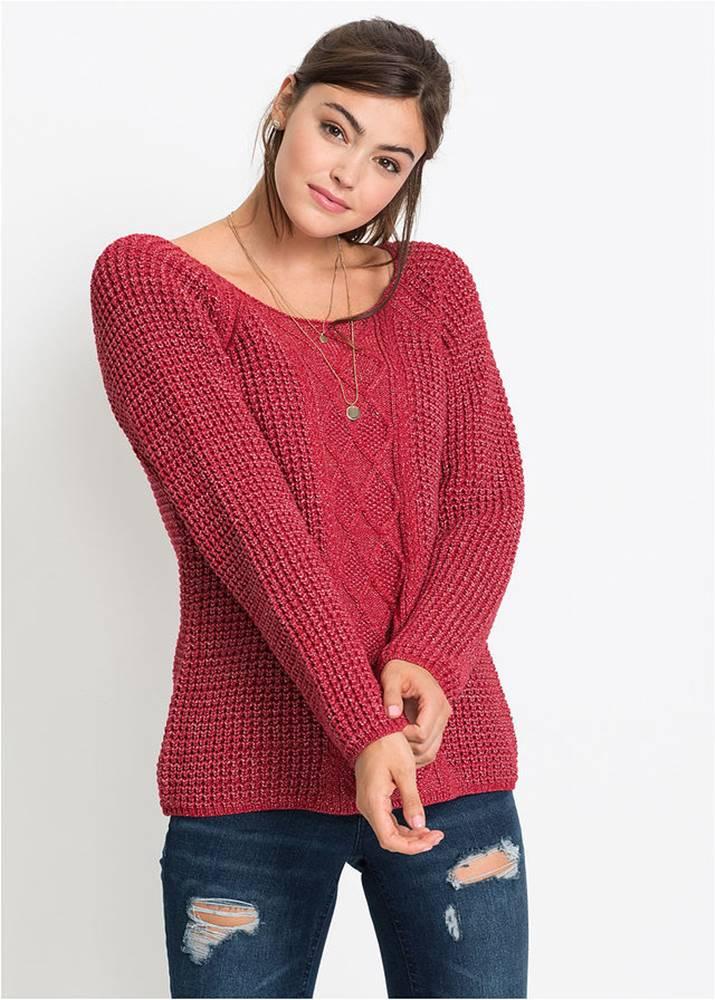 Bavlnený pulóver
