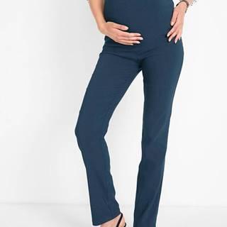 Materské bengalínové nohavice, rovné