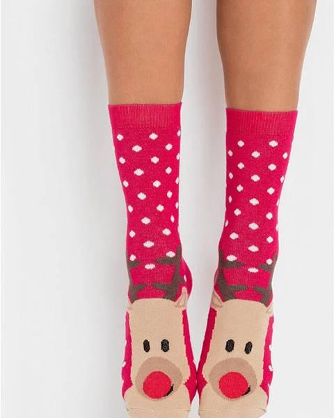 Ponožky (4 ks v balení) s darčekovou kartičkou