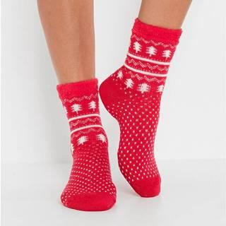 Mäkké ponožky termo (2 ks)
