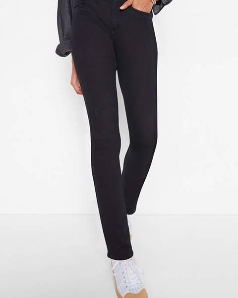Termo strečové džínsy, SLIM