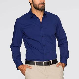 Strečová košeľa Slim Fit