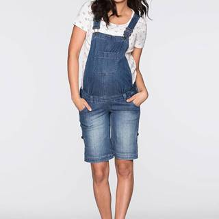 Materské džínsy na traky