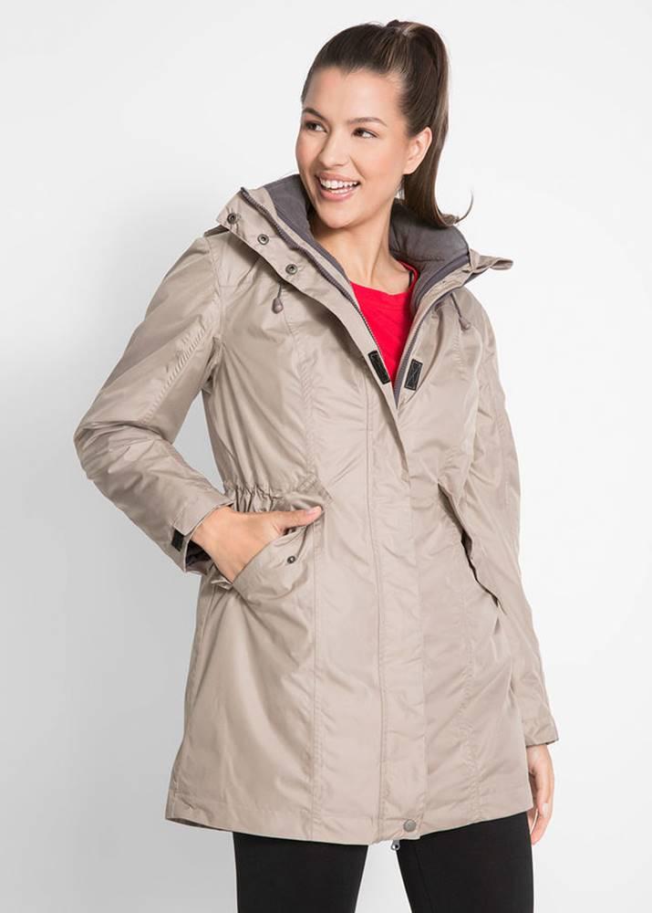 3v1 Funkčný outdoorový kabát