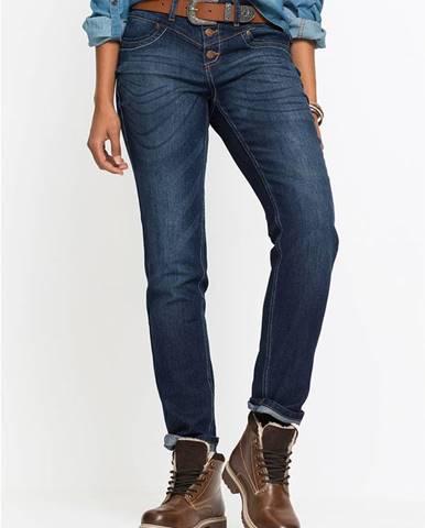 Autentické strečové džínsy, STRAIGHT