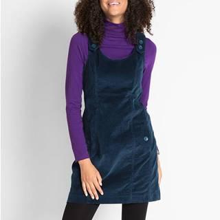 Kordové šaty na traky