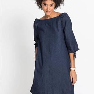 Džínsové šaty
