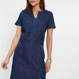 Džínsové šaty Premium