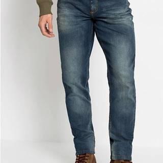 Strečové džínsy Regular Fit Tapered