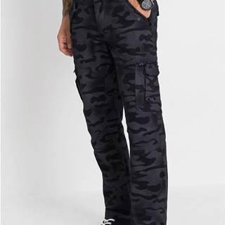 Kapsáčové nohavice Baggy Fit Straight