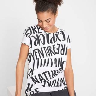 Športové bavlnené tričko, 2ks v balení, krátky rukáv