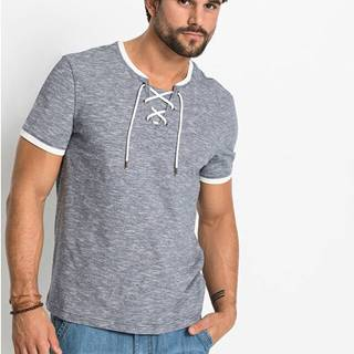 Tričko so šnurovačkou