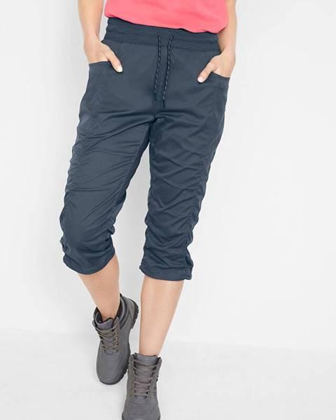 Funkčné trenkkingové nohavice, capri dĺžka