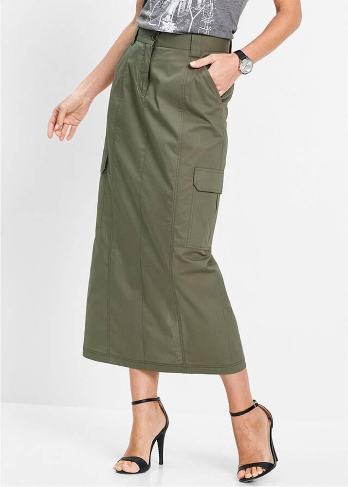 Kapsáčová sukňa Papertouch