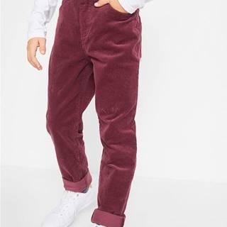 Kordové nohavice Chino