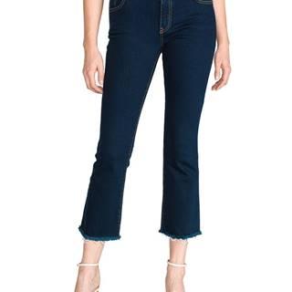 Pinko Eucalipto Jeans Modrá