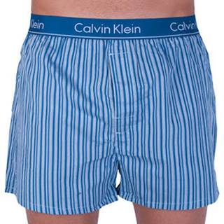 Pánske trenky Calvin Klein modré