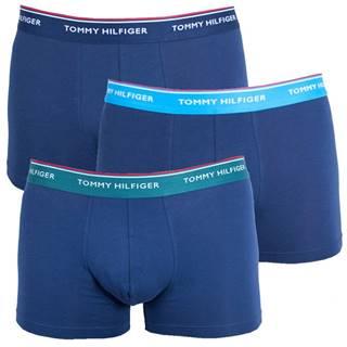 3PACK pánske boxerky Tommy Hilfiger tmavo modré