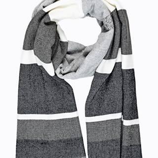 Pruhovaný šál
