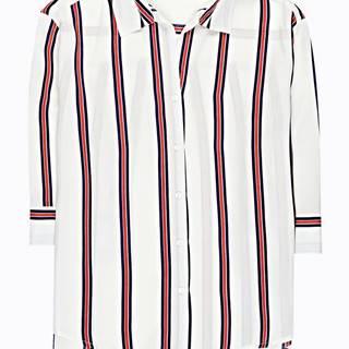 Prúžkovaná košeľa