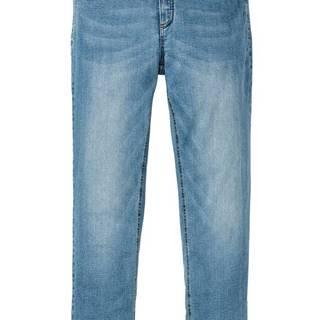 Termo strečové džínsy Regular Fit Straight