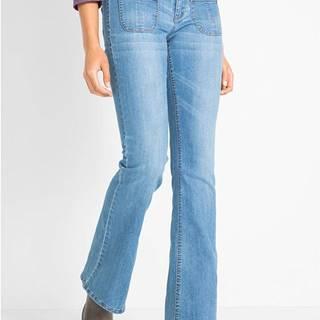 Pohodlné strečové džínsy, rozšírené