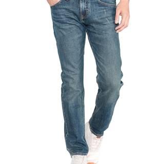 Tommy Hilfiger Bleecker Jeans Modrá