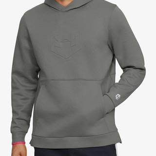Mikina Under Armour Athlete Recovery Fleece Graphic Hoodie Zelená