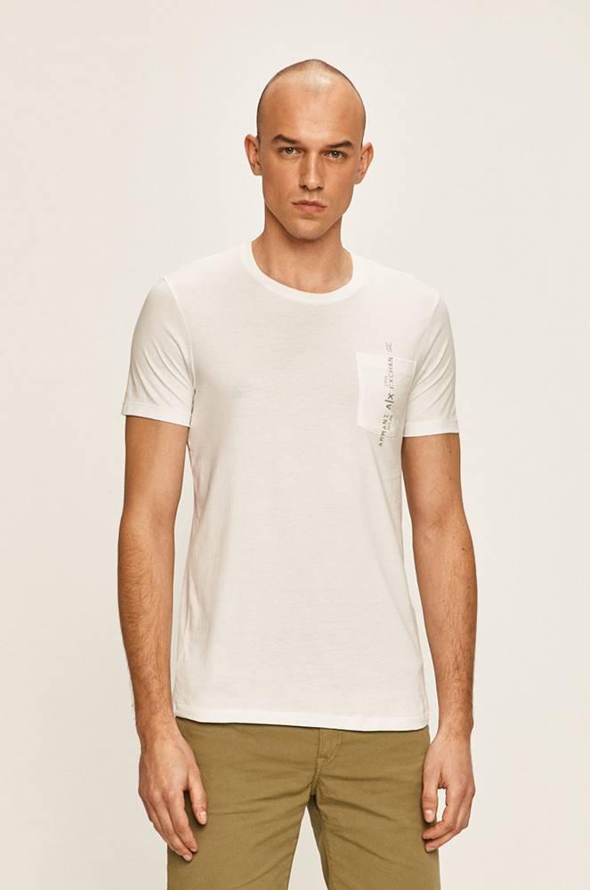 Armani Exchange - Pánske tričko