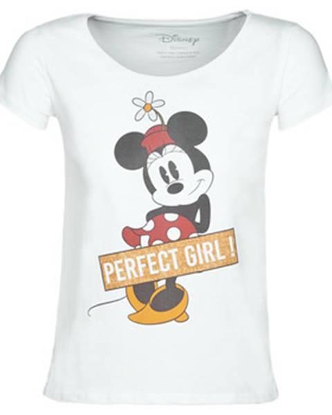 Tričká s krátkym rukávom Moony Mood  MINNIE PERFECT GIRL