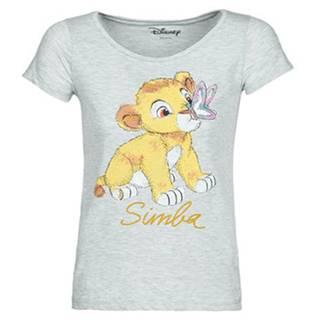 Tričká s krátkym rukávom Moony Mood  THE LION KING