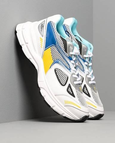 Axel Arigato Marathon Runner White/ Cobalt/ Yellow