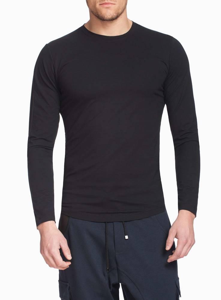 Pánske tričko  čierna