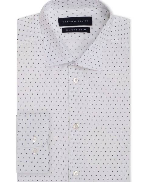 Pánska košeľa s bodkami