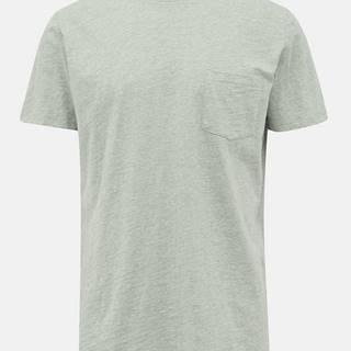 Svetlozelené pánske basic tričko ZOOT Brandon