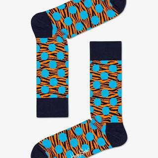 Ponožky  Tiger Dot Sock Farebná