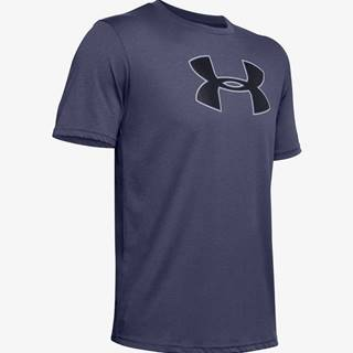 Tričko  Big Logo Ss Modrá