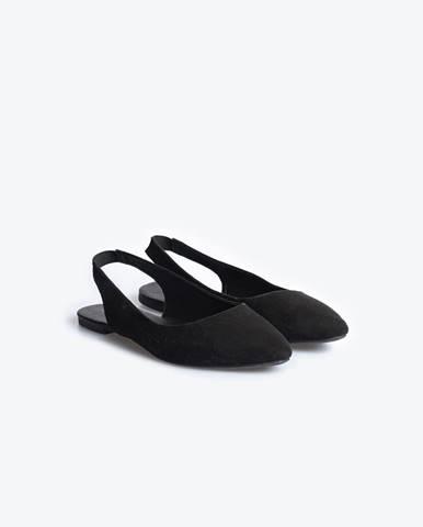 Sandále s otvorenou pätou