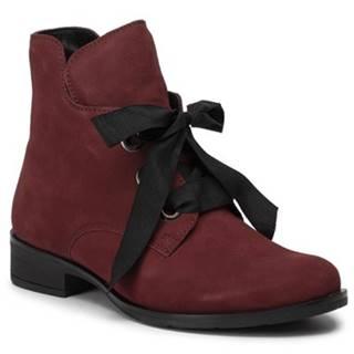 Šnurovacia obuv Lasocki WI23-CIDA-01 nubuk