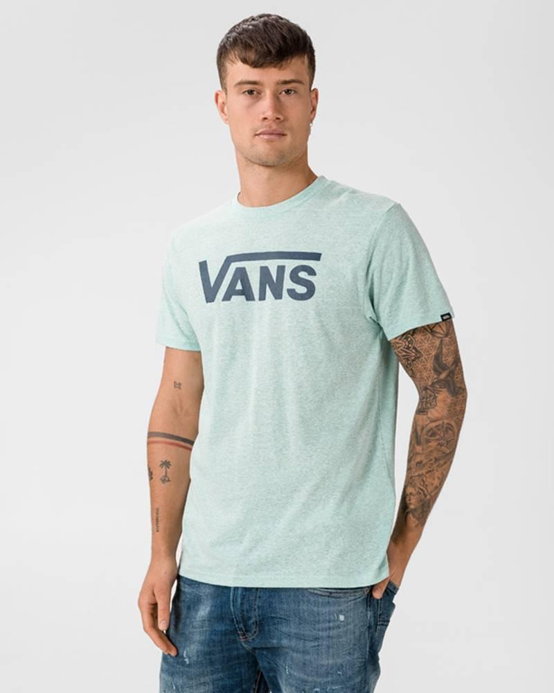 Vans Classic Tričko Zelená