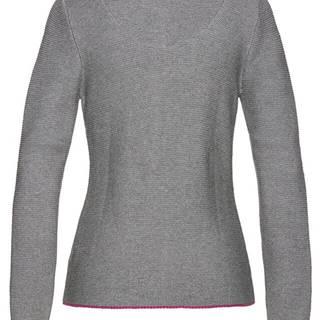 Krojový pletený sveter