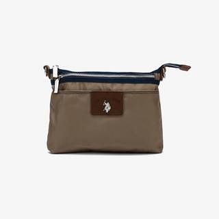 New Castle Cross body bag U.S. Polo Assn Béžová