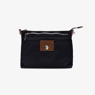 New Castle Cross body bag U.S. Polo Assn Čierna