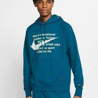 Mikina Nike Modrá