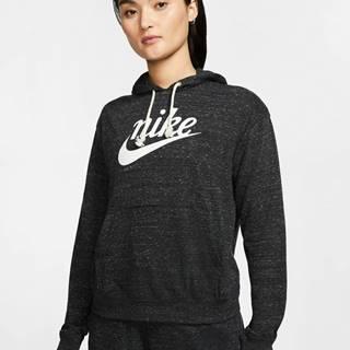 Vintage Mikina Nike Čierna